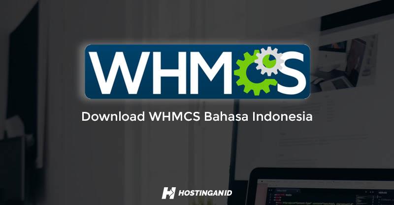 Download WHMCS Bahasa Indonesia